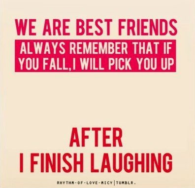 Best Friendship Quote... too funny