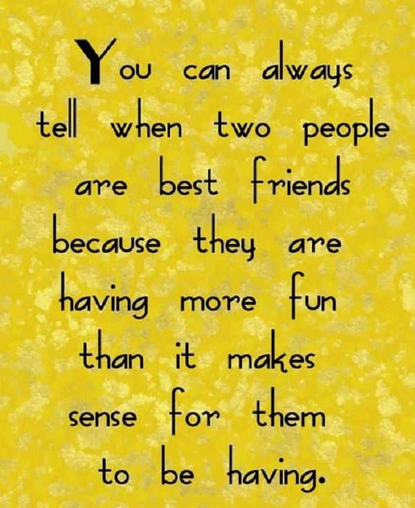 Cute best Friend Sayings #Quotes