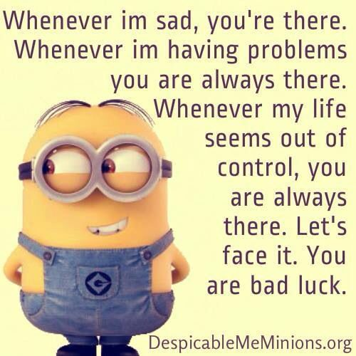Funny Minions Quotes Of The Week -