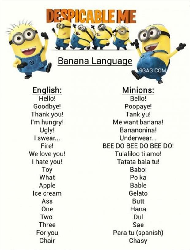 Top 60 Best Funny Minions Quotes And Pictures Quotes And Humor Best Minion Quotes Tagalog
