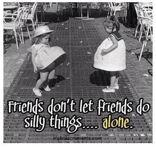 Top 30 Funny Friendship quotations of the Month