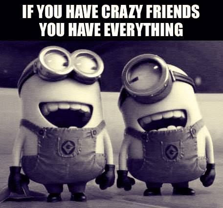 Top 30 Funny Friendship quotations #quotes of the Month