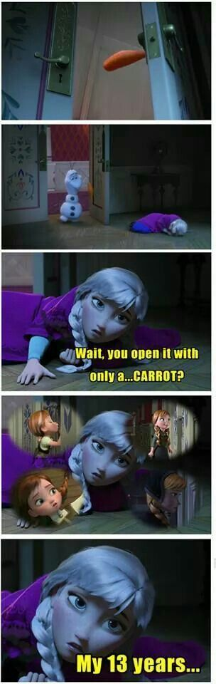 Top 30 Best Frozen Quotes and pics #Best