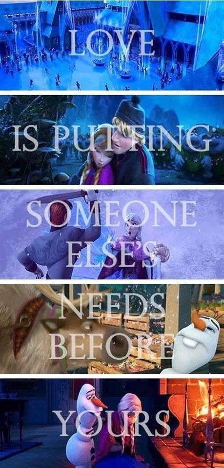 Top 30 Frozen Quotes and Picture's #Best