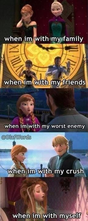 Top 30 Frozen Quotes and Picture's #Quotes