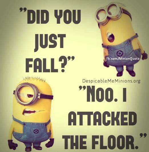 Marvelous Top 40 Funny Minion Quotes And Pics #minions
