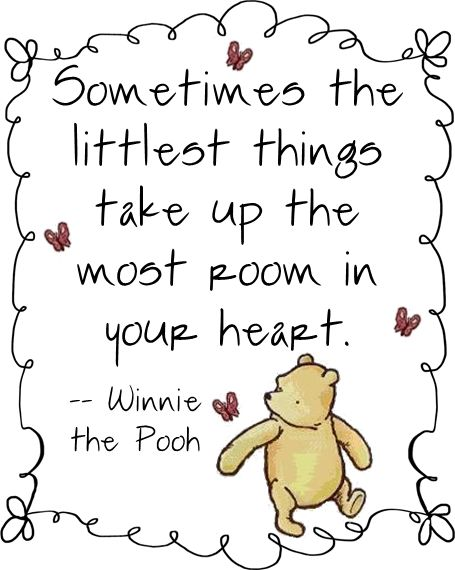 Best 25 Winnie The Pooh Quotes #Heart