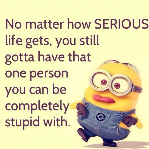 Best 30 Minions Best Friend Quotes #Friendship