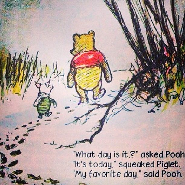 Top 25 Heart Touching Winnie the Pooh Quotes #Bestie