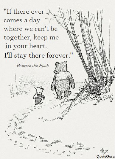 Top 25 Heart Touching Winnie the Pooh Quotes #Love