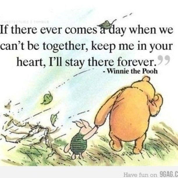 Quotes From Winnie The Pooh About Friendship Mesmerizing Best 25 Heart Touching Winnie The Pooh Quotes  Quotes And Humor