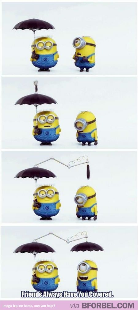 Top 30 Funny Minions Friendship Quotes #Pics