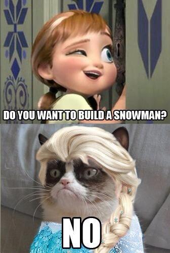 Top 40 Funny Grumpy cat Pictures #Humor