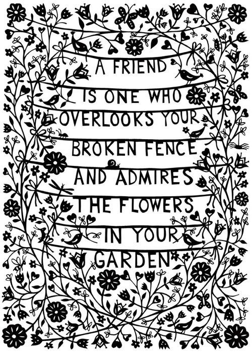 Top 30 Best Friend Picture Quotes #happiness