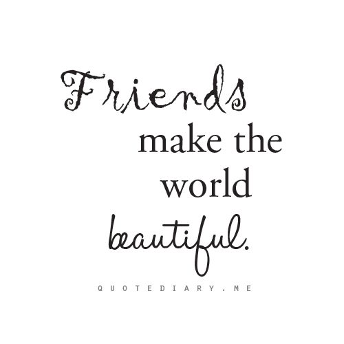 Top 50 Best Friendship Quotes #Best friendship saying