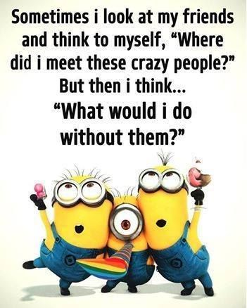 Best 40 Minions Humor Quotes #memes