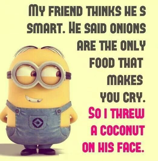 Delightful Best 45 Very Funny Minions Quotes #minion Pictures