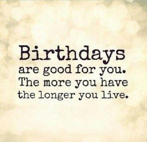 Top 20 Very Funny Birthday Quotes Positive