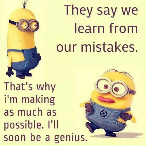 Top 40 Funniest Minions Memes #quote