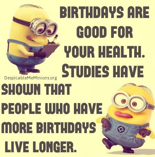 Top 25 Funny Birthday Quotes For Friends