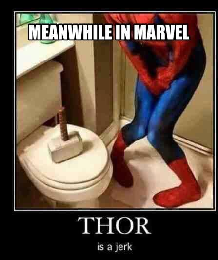 Top 30 Funny Marvel Avengers Memes #funny