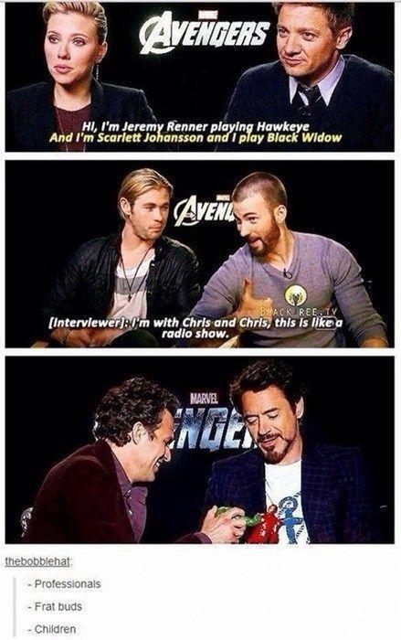 Top 30 Funny Marvel Avengers Memes