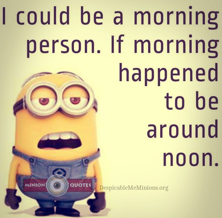Top 30 Funny Good Morning Quotes #inpirational