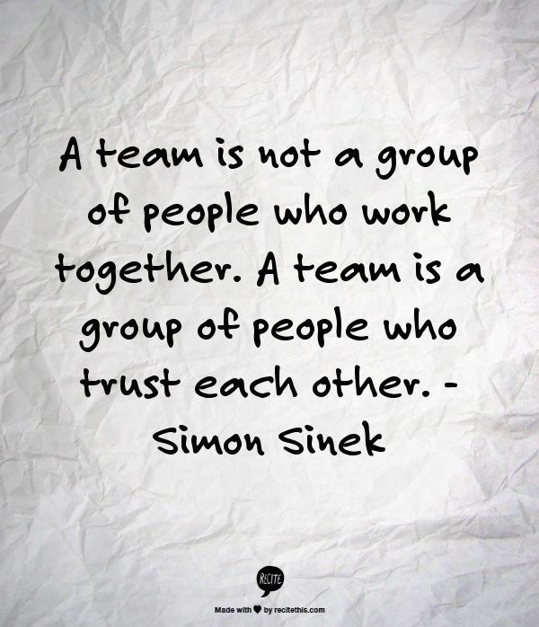 30 Best Teamwork Quotes #together