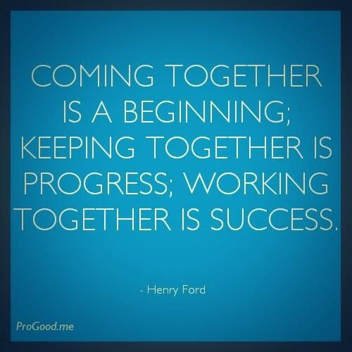 how to work collaboratively in a team