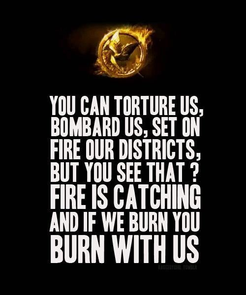 30 hunger game quotes katniss #cool