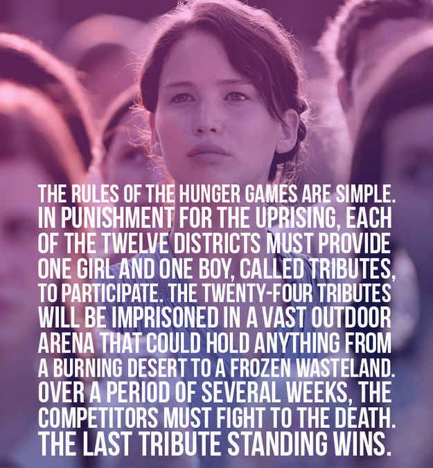 30 hunger game quotes katniss #quote