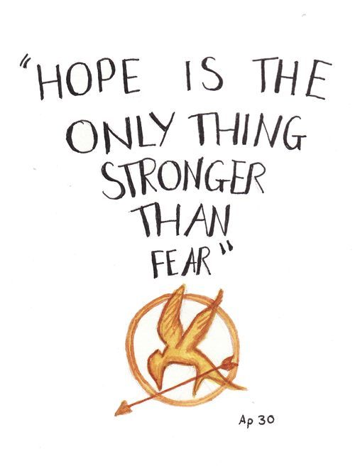 30 hunger game quotes katniss