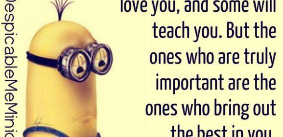 Top 30 Famous Minion Friendship Quotes