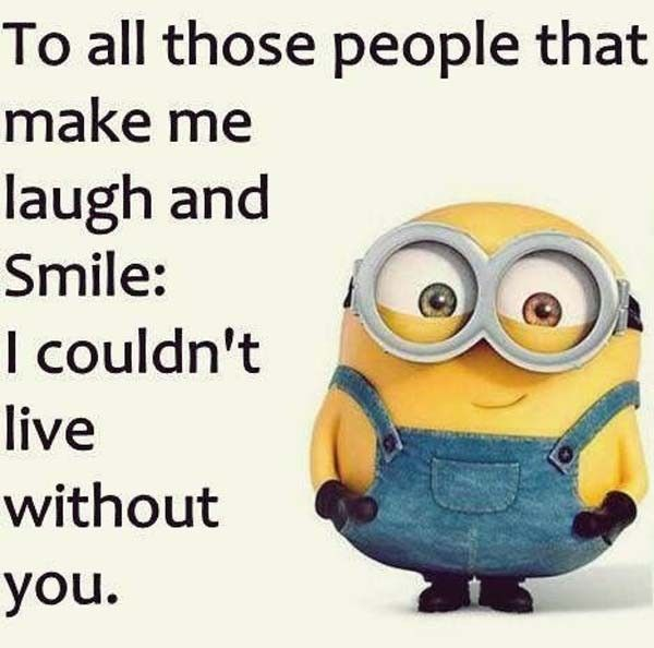 Top 30 Famous Minion Friendship Quotes #minion words