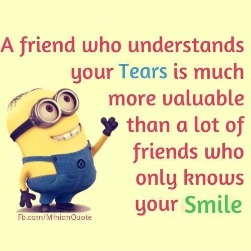 Lovely Top 30 Famous Minion Friendship Quotes #quotations