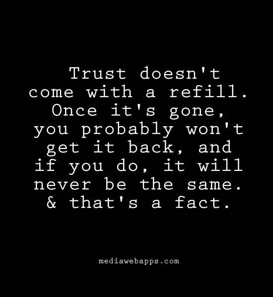 Top 30 Trust Quotes #famous quotes
