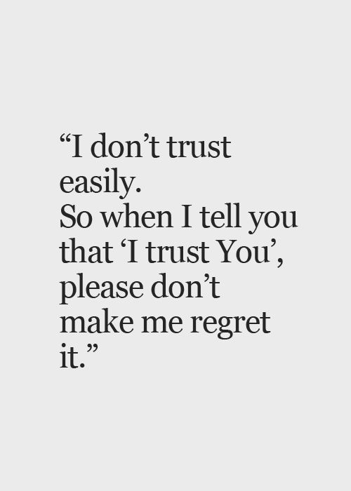 Top 30 Trust Quotes Quotes And Humor