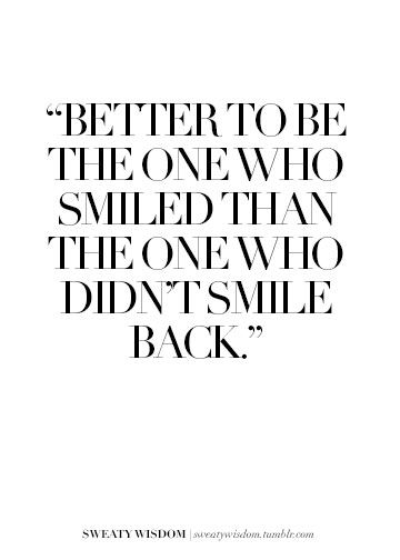 Quotes About Smiles Top 30 Deep Ins...