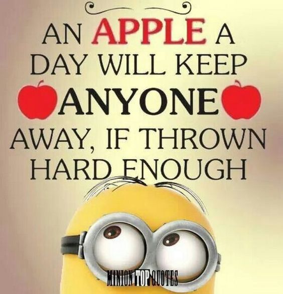 Top 30 Minions Humor Quotes - Quotes and Humor