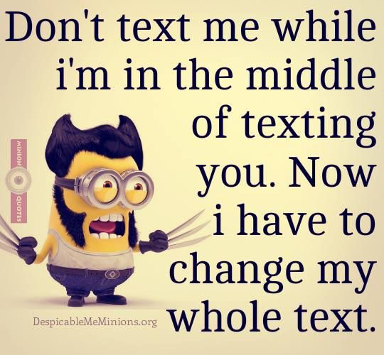 Funny Joke Quote: Top 30 Minions Humor Quotes