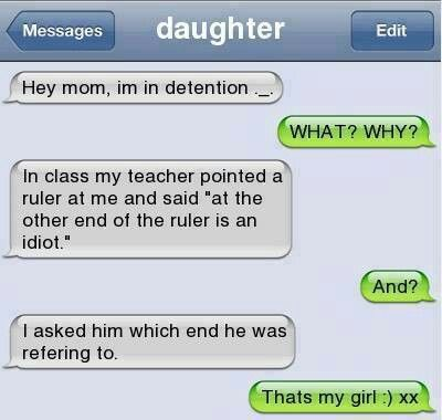 Extremely funny texts