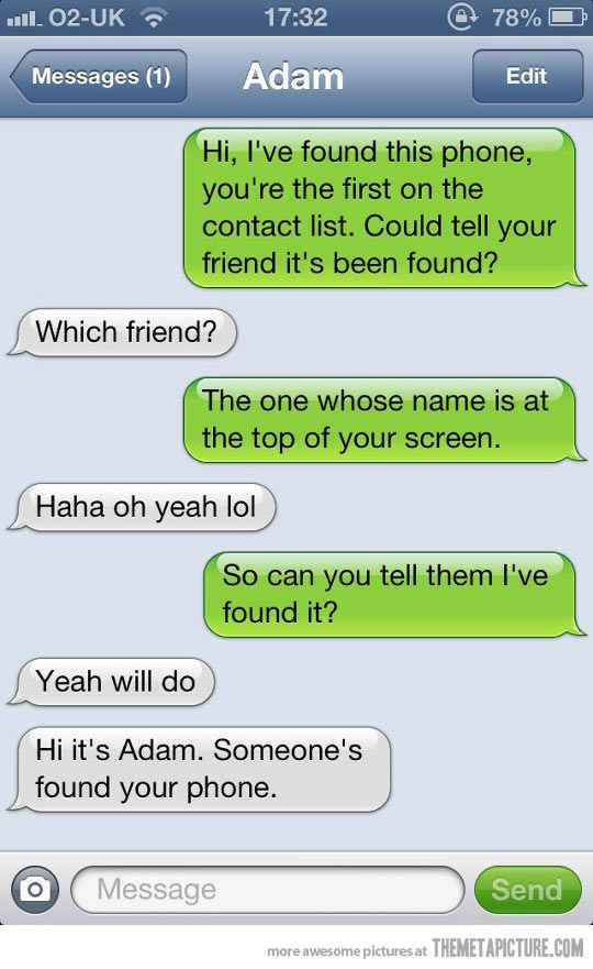 Top 40 Most Funniest Text ever #very funny
