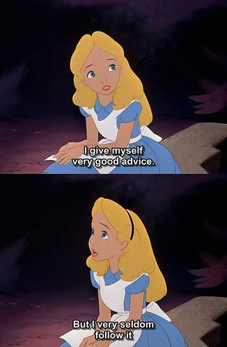 20 Inspiring Alice in Wonderland Quotes #alice in wonderland quotes