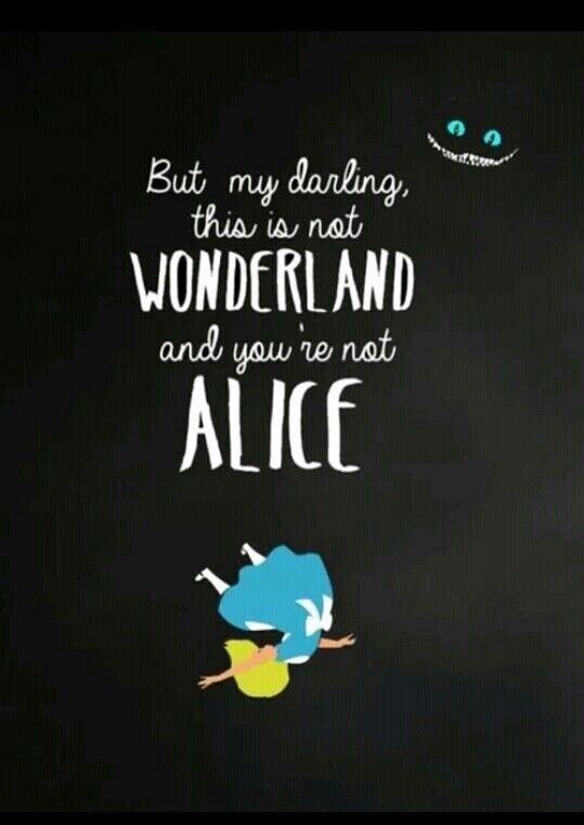 Alice In Wonderland Quotes Classy 48 Inspiring Alice In Wonderland Quotes Quotes And Humor