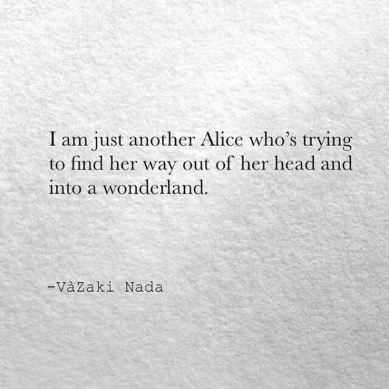 Alice In Wonderland Sayings: 20 Inspiring Alice In Wonderland Quotes