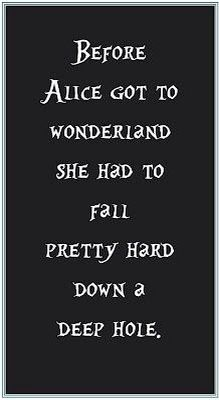 20 Inspiring Alice in Wonderland Quotes #quotes
