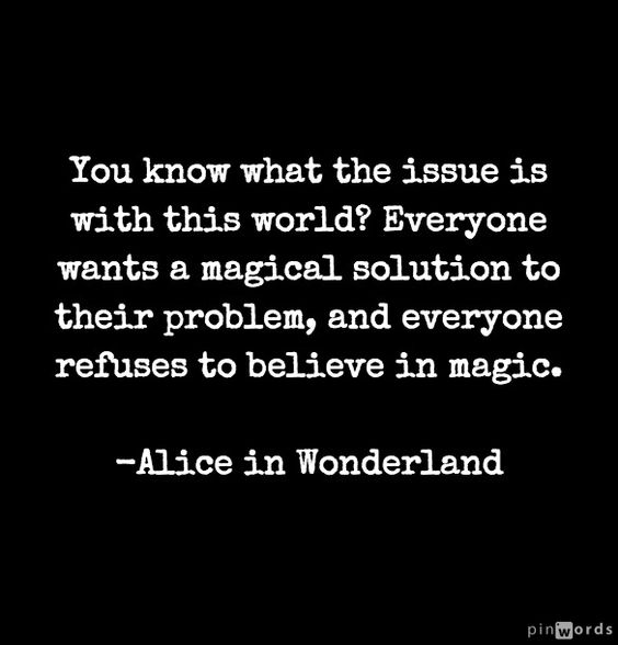 20 Inspiring Alice in Wonderland Quotes #sayings