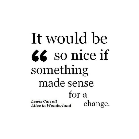 20 Inspiring Alice in Wonderland Quotes #wonderland #alice