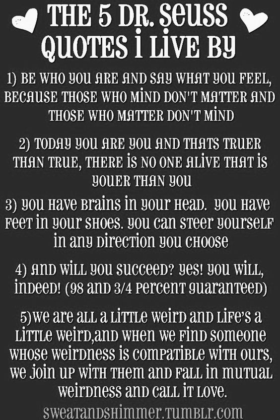 20 Great Dr Seuss Quotes Quotes And Humor