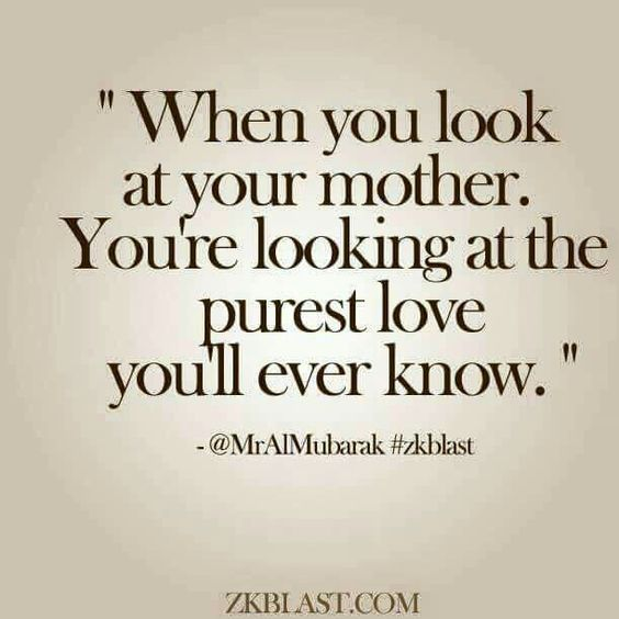 Quote For My Mom To Thank: 25 Mothers Day Quotes